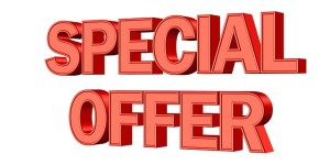 Homeopathy Awareness Week Special offer